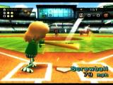 Wii Sports Wii Good power hit