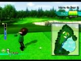 Wii Sports Wii Practice swing to check power meter