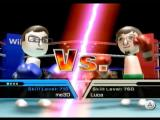 Wii Sports Wii Boxing Wii matches your skill range with computer players