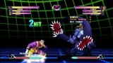 Marvel vs. Capcom 2 Xbox 360 Training mode lets you turn on tracked damage stats for the match.