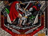Extreme Pinball PlayStation Medieval Knights bottom