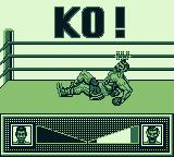 Riddick Bowe Boxing Game Boy And he is down for the count.