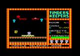 Finders Keepers Amstrad CPC Teleported into another part of the castle.