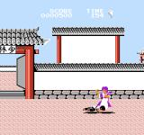 Fūun Shaolin Ken NES Defeated