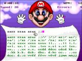 Mario Teaches Typing 2 Windows Practice mode is similar to Timed Evaluation, although it does not have the limited time constraint and, unlike Timed Evaluation, allows you to train on other things than complete sentences.