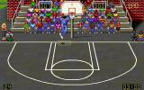 The Dream Team: 3 on 3 Challenge DOS One player practice, dunking