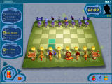 Chessmaster 10th Edition Windows Fun game mode, animated 3D board & piece set (Fairytale)