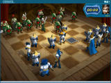 Chessmaster 10th Edition Windows Animated piece set (Clash) that reminds of Battle Chess