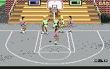 The Dream Team: 3 on 3 Challenge Commodore 64 He shoots, he scores!