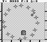 Solomon's Club Game Boy Starting of level 1, room 1