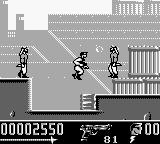 Navy Seals Game Boy Level 1, jumping