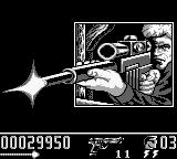 Navy Seals Game Boy Press select and the sniper takes out every on-screen enemy