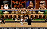 Spitting Image: The Computer Game Amiga His holy coolness vs Mr & Mr Ayatollah