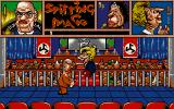 Spitting Image: The Computer Game Amiga Adolf Botha vs Mrs T.