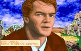 Call of Cthulhu: Shadow of the Comet DOS Our hero, John T. Parker