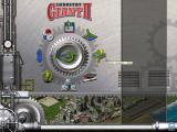 Industry Giant II Windows Main menu
