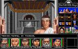 Realms of Arkania: Blade of Destiny DOS A temple in Thorwal