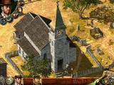 Desperados: Wanted Dead or Alive (Demo Version) Windows The church tower is a good opportunity to use Doc's sniper rifle