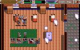 Last Guardian: Jūkyō no Shugosha PC-98 Battles occur in all sorts of places. Like in this normal room...
