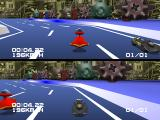 Motor Toon Grand Prix PlayStation Ancient City track