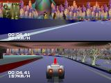 Motor Toon Grand Prix PlayStation Glacier World track