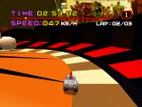 Motor Toon Grand Prix PlayStation Roulette