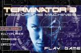 Terminator 3: Rise of the Machines Game Boy Advance Title screen
