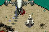 Terminator 3: Rise of the Machines Game Boy Advance End of level boss fight.
