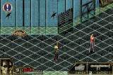 Terminator 3: Rise of the Machines Game Boy Advance Scrapping with the advanced Terminator villainess.