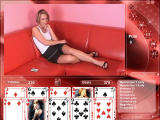 Strip Poker Exclusive 2 Windows Playing with Basia (in Polish)