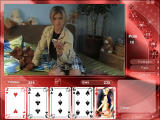 Strip Poker Exclusive 2 Windows Starting to play with Eve (in Polish)