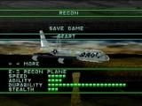 Independence Day SEGA Saturn Supporting aircraft