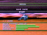 Independence Day SEGA Saturn Enemy fighters