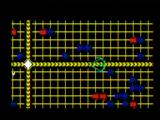 TRON: Solar Sailer Intellivision Good power beam many grid bugs