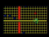 TRON: Solar Sailer Intellivision Taking tank damage