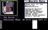 Tales of the Unknown: Volume I - The Bard's Tale Commodore 64 Setting up a new game