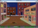 Smokin' Guns: Shooting Gallery Windows 3.x Gangsterland