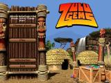 Zulu Gems Windows Title screen and main menu
