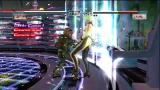 Dead or Alive 4 Xbox 360 Arenas that don't have ring-outs have electrified walls.