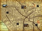 Hollywood: The Director's Cut Windows Locations map