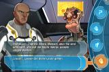 Mass Effect: Galaxy iPhone The leader of the pirates is open for talks.