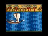 Nile: An Ancient Egyptian Quest Windows Navigating the Nile avoiding hippos (arcade sequence)