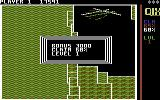 QIX Commodore 64 Level complete!