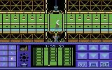 Impossible Mission II Commodore 64 The starting location for a new game
