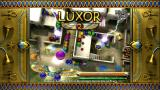 Luxor 2 Xbox 360 Title screen.