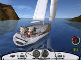 Days of Sail: Wind over Waters Windows Freely sailing near Greece (demo version)
