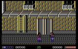 Double Dragon Commodore 64 Now you have a weapon to fight with