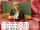 Strip Poker Exclusive 2 Windows Starting to play with Alice (in Polish)