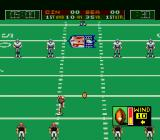 Capcom's MVP Football SNES The kick off