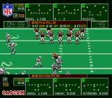 Capcom's MVP Football SNES Pick a play
